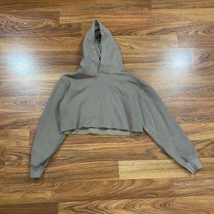 TNA cropped hoodie